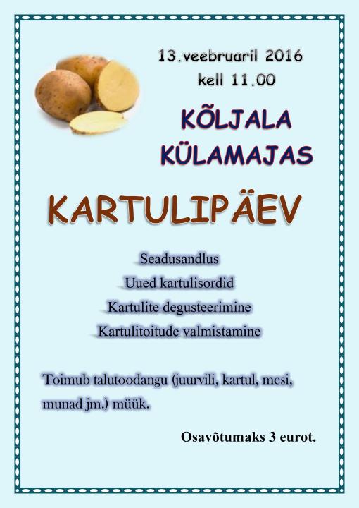 kartulipäev
